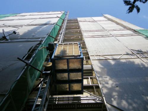 Applicazione elevatori elettrici